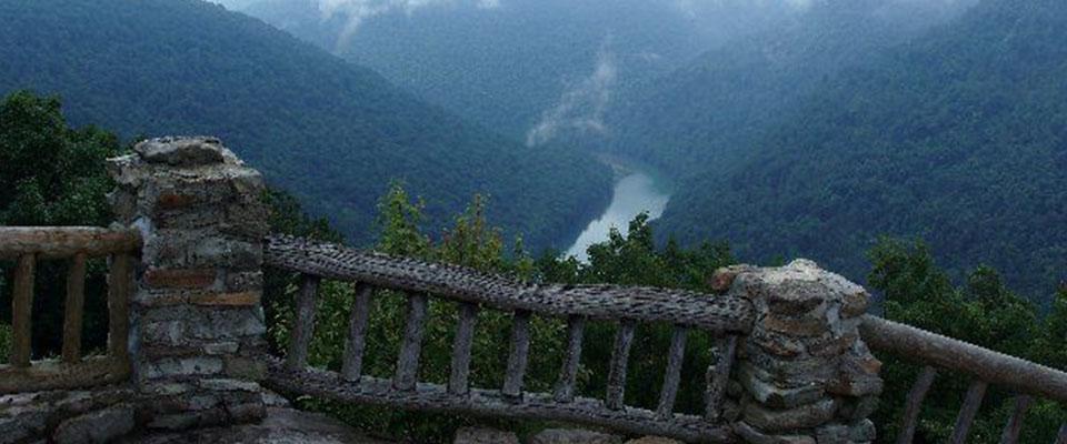 Piedmont's Scenic Overlooks